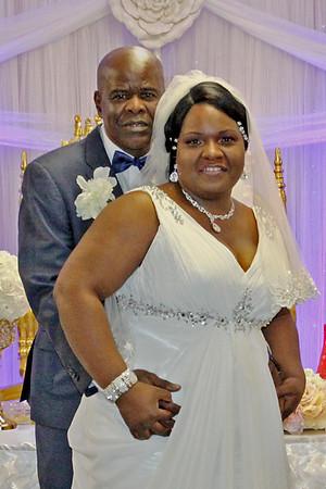 Joe and Vivian Boe Wedding