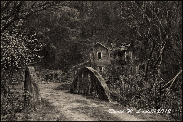 The Bridge, Stotesbury, WV. 2010