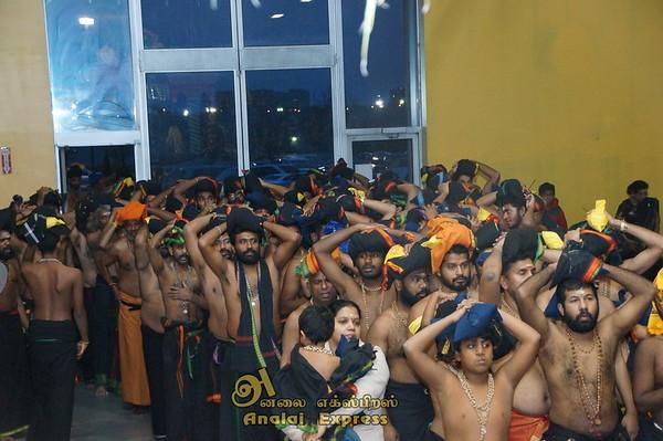 "Sri Ayyappan Temple "" Ghee abhishekam Dec 27"""