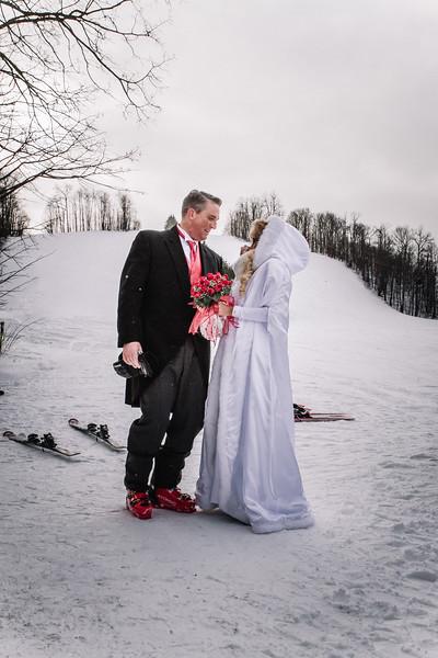 Jed & Nancy Wedding