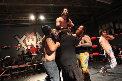 Renegade Wrestling Alliance Thanksgiving Throwdown November 19, 2016