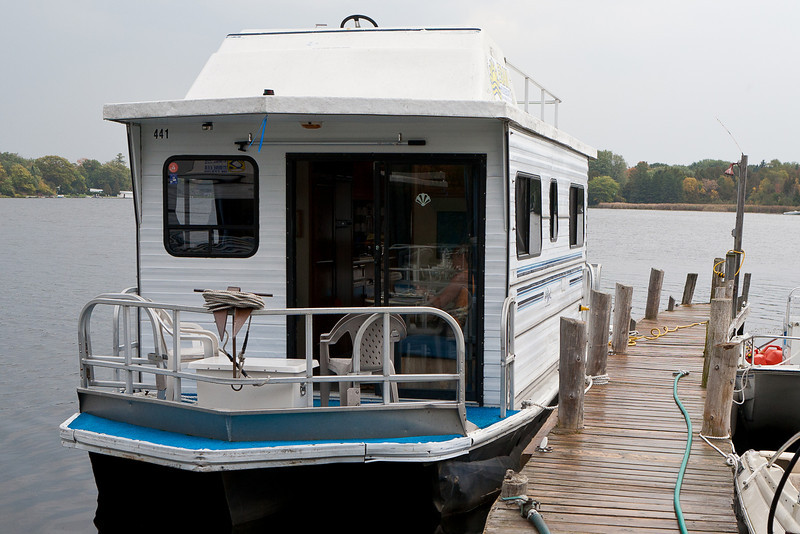 Kawartha Houseboat Trip