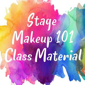 Makeup 101 Class