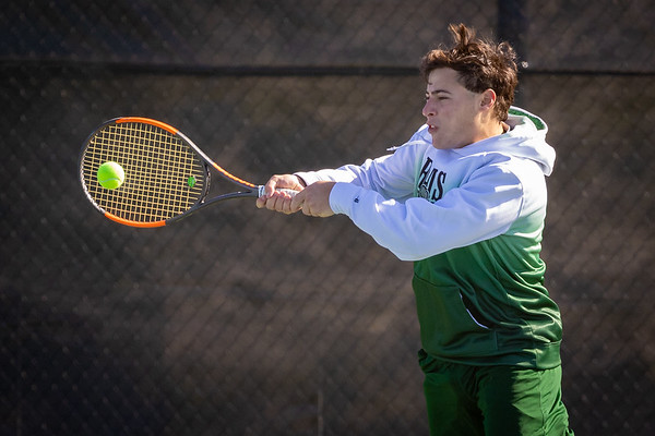 2021-03-19   Boys Tennis   Central Dauphin vs. State College