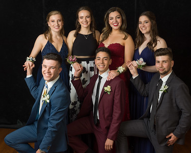 GRADUATION DINNER DANCE and PORTRAITS
