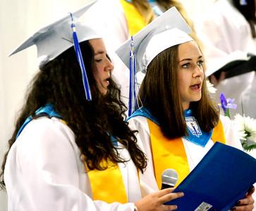 St. John School Graduation May 28, 2016