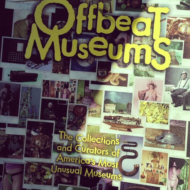 fuzzygalore offbeat museums book