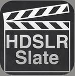 HDSLR Slate app icon