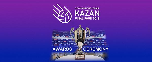 Awards Ceremony #CLF4Kazan