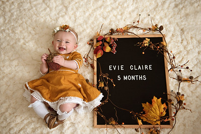 Evie Claire 5 months