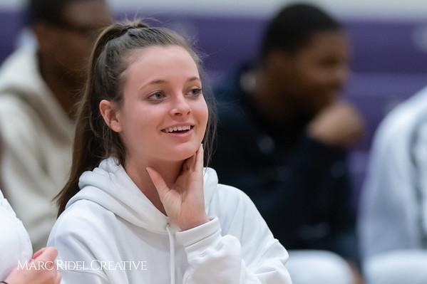 Broughton boys varsity basketball vs Enloe. February 19, 2019. D4S_0272