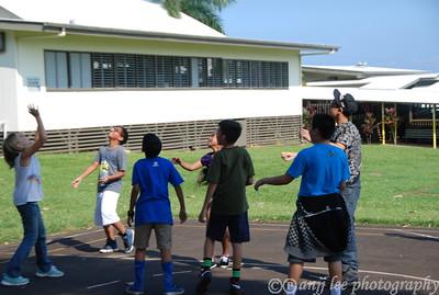 Papaiko School Basketball Clinic