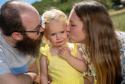 Amy and Family (RAD Photoshoot 4-18-2021)