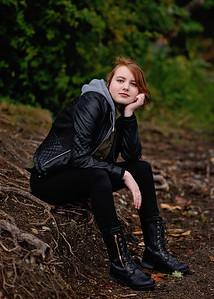 Hannah Halstead Senior 2019
