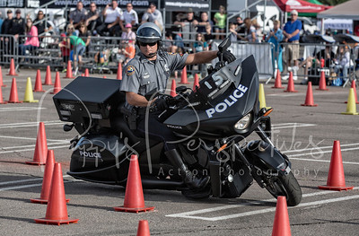 2016 Southwest Police Motorcycle Competition