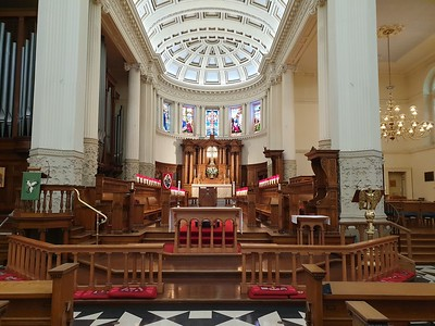 St George's Cathedral, Kingston - 14 September 2019