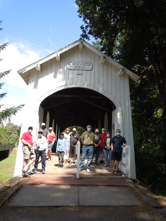 Arrive and Drive July 11 to Marys Peak