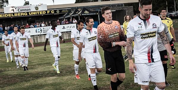 Round 1 - Heidelberg United FC