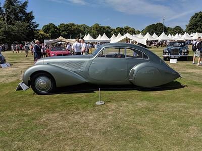 Goodwood Festival of Speed 2019 - Bentley Concours
