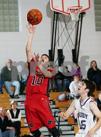 2014 Austin Boys Basketball @ Coudersport