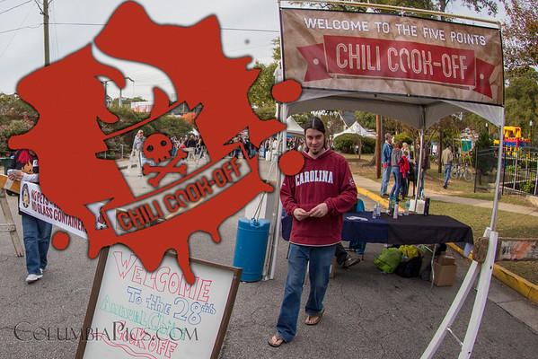 28th Annual Chili Cook-Off