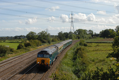 Arriva Trains Wales - WAG Train and Other Loco Hauled Trains