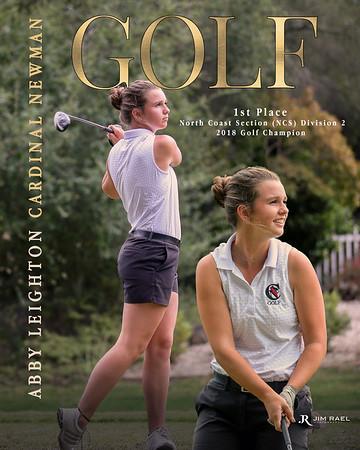 Women's Golf 2018