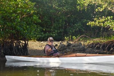 9AM Heart of Rookery Bay Kayak Tour - Guys Group of Naples
