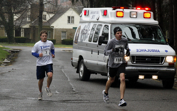 Ambulance Chase 5K-Sprint #1 - Photos by Julie Black