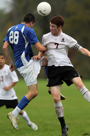 Beverly vs. Danvers Boys Soccer 10/2/12