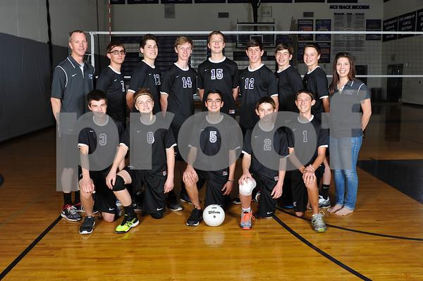 2014 NCS Boys Volleyball Team
