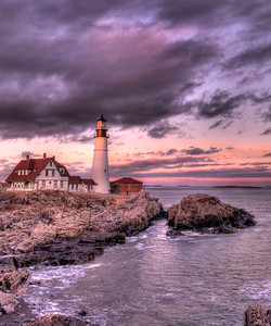 Portland Head Light Maine
