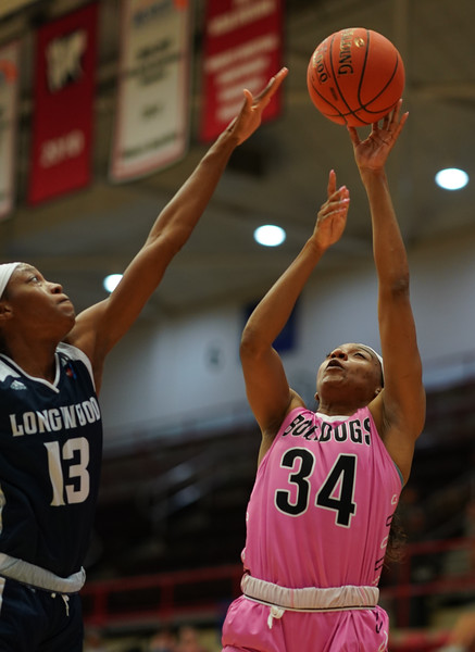 Women's Basketball vs Longwood