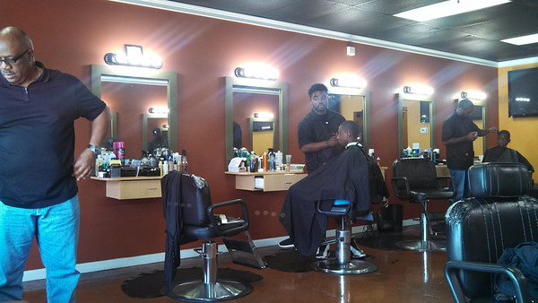Back to School Haircuts - The Barbershop
