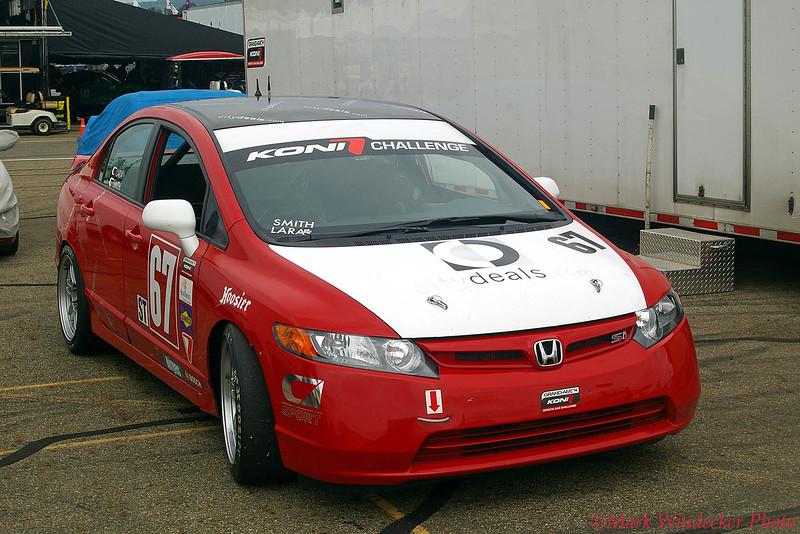 CA Sport Honda Civic Si