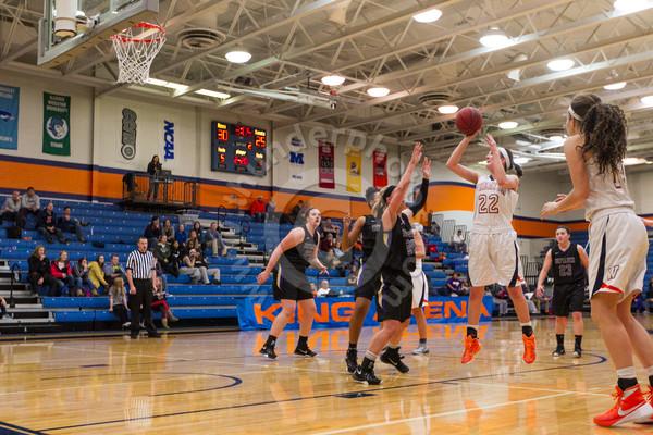 Wheaton College Women's Basketball vs Defiance College (79-63), November 21, 2015