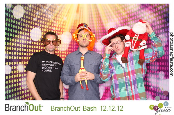 Branchout Holiday Party 12.12.12
