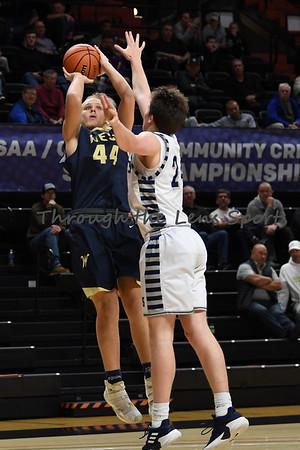 West Albany vs. Wilsonville Boys  High School Basketball
