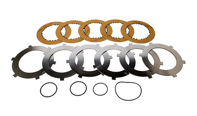 Massey Ferguson 30 54 61 64 81 82 Claas Renault Ares wet clutch repair kit (Intermediate & Friction Discs) Ø 163 X 232 X 4mm
