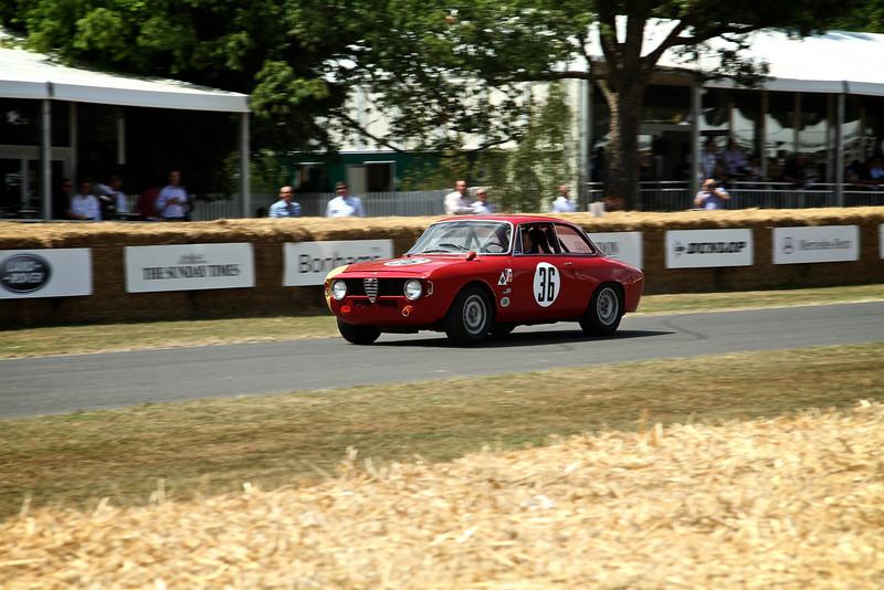 Alfa Romeo 1600 GTA (1966)