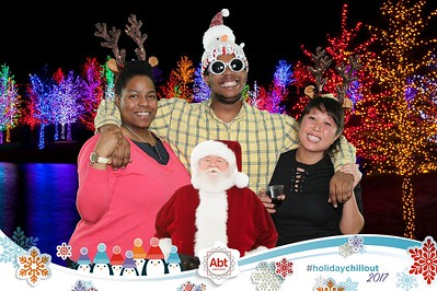 Abt Associates Holiday Celebration 2017: Cambridge