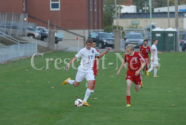 10-13-14 Sports Eastwood @ Napoleon Boys Soccer Sectional