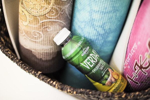 102216 Verday Water at Healthy Guru's Fitness & Wellness Event