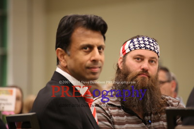 Bobby Jindal Willie Robertson Good Friday