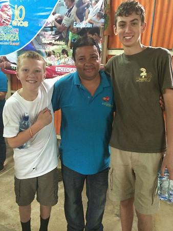 2014 Costa Rica Mission Trip