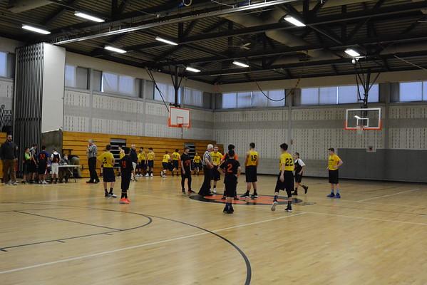 Quabbin MS Basketball 12/13/16