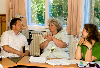 2009 EfB Oral Training