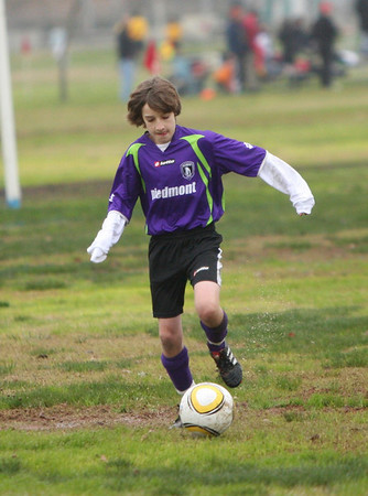 Piedmont U13 Highlanders Lemoore Tournament