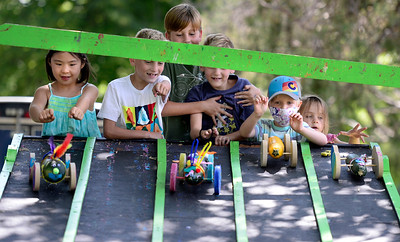 Photos: Great Zucchini Race at the Boulder Creek Hometown Festival