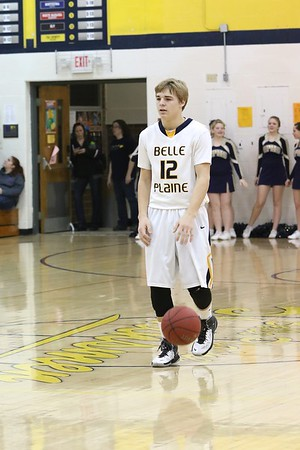 Belle Plaine vs. Lynnville-Sully 1/27/15